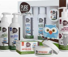 Kosmetyki naturalne dla dzieci i niemowląt