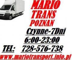 MARIO-TRANS TRANSPORT PRZEPROWADZKI