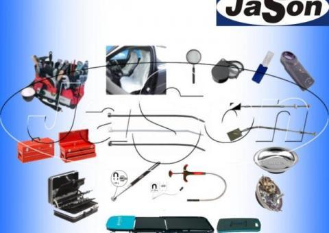 Akcesoria warsztatowe - profesjonalne wyposażenie warsztatowe