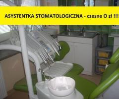 Asystentka stomatologiczna - 0 zł