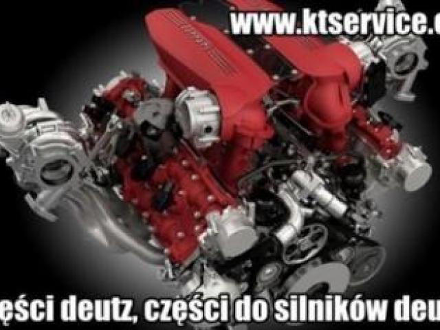 hurtownia części deutz, silniki, magazyn części deutz - 1/1