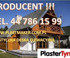 Hit - Deska Elastyczna Elewacyjna PlasterTynk Dekostyl (perfectstyr dekordeska dekorlux)