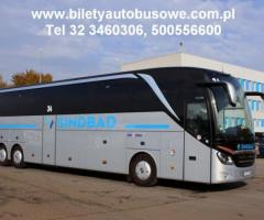Sindbad - Bilety Autobusowe - tel 500556600