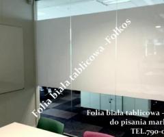 Folie okienne Warszawa -oklejanie szyb, folie na okna, drzwi, ścianki działowe....