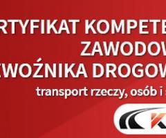 Kurs CPC certyfikat kompetencji zawodowych Lublin, marzec