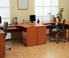 Meble biurowe do biura na wymiar PRODUCENT dla biur biurka kontenerki szafy