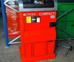 NOWA Belownica ORWAK 3110 GWAR 36m-cy 230V dostawa GRATIS do folii makulatury odpadow śmieci