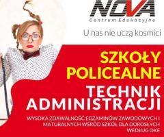 Technik Administracji - Szkoła Policealna