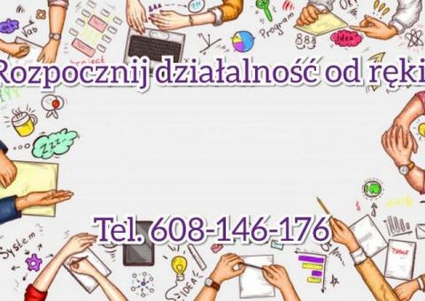 Kupno spółek ze stratami. Tel. 608-146-176