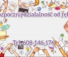 Kupno spółek ze stratami. Tel. 608-146-176 - 1/1