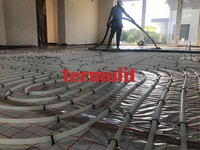 posadzki wylewki anhydrytowe na ogrzewanie podłogowe - 2/2