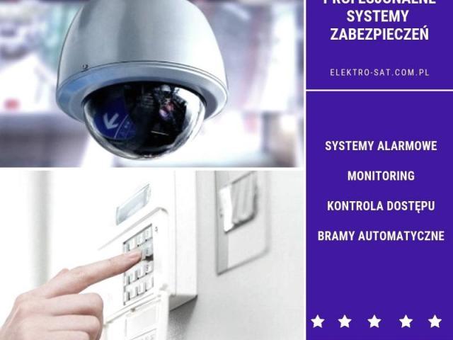 Systemy alarmowe, monitoring, inteligentny dom Świdwin - 1/1