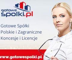 Gotowe Fundacje ,Gotowa Spółka Niemiecka, Bułgarskie, Czeskie, Słowackie, Włochy, Hiszpania, Łotwa,