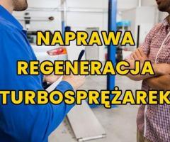 Naprawa i regeneracja turbosprężarek Warszawa
