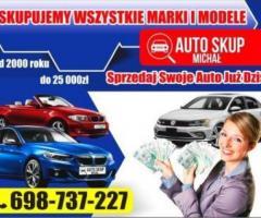 Skup Aut-Najlepsze Ceny|Płońsk i Okolice