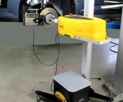 Wyposażenie warsztatów samochodowych - HEKA