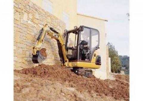 Usługi minikoparka Rzeszów, Łańcut, Przeworsk
