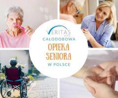 Opieka seniora w Polsce - Veritas Polska