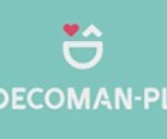 Rolety okienne na wymiar - decoman.pl