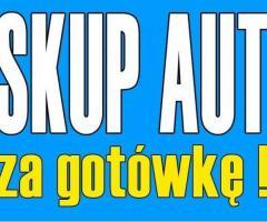 SKUP AUT ZA GOTÓWKĘ , ZADZWOŃ DO NAS !!!! tel. 570276448