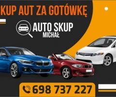 Skup Aut-Najlepsze Ceny|Ostrołęka i Okolice