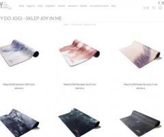 Mata do jogi - sklep internetowy