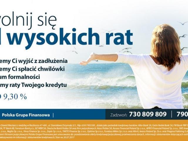 Lekki Kredyt do 200 tys z oprocentowaniem RRSO 9,3 % - 1/1