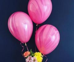 POCZTA BALONOWA DOSTAWA TEN SAM DZIEŃ Balony z helem