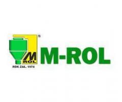 Producent maszyn rolniczych - M-ROL