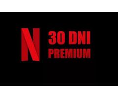 NETFLIX PREMIUM•30 dni•Super jakość•Świetna cena!