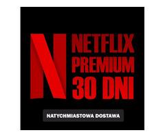 Konto NETFLIX PREMIUM 30dni|Tylko u nas|Rabaty
