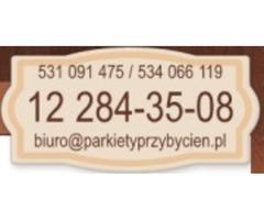 Cyklinowanie parkietu Kraków - parkietykraków.pl