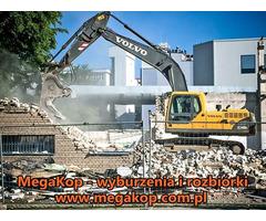 MegaKop - wyburzenia i rozbiórki
