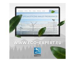 Usługi w dziedzinie ochrony przyrody - Eco-Expert
