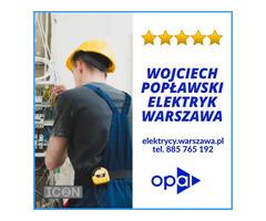 Fachowe usługi elektryczne na terenie Warszawy i jej okolicach