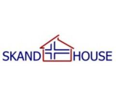 Budowa nowoczesnych domów drewnianych - skandhouse.pl