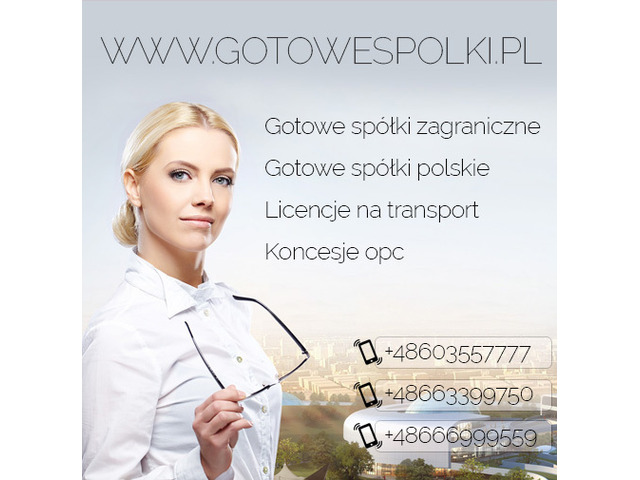 Gotowe Spółki z VAT EU, Łotewska, Słowackie, Czeskie, w Anglii, w Hiszpanii, w Niemczech, w Bułgarii