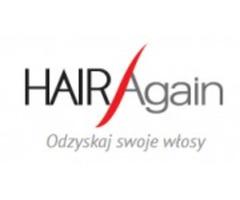 Peruka na mikroskórze - hairagain.com.pl