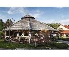 Chata grillowa w Siedlisku Janczar
